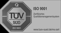 Certifikácia ISO 9001